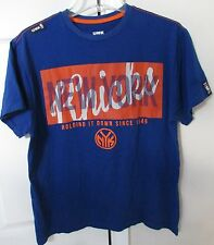 NBA New York Knick T-Shirt Youth Medium by UNK EUC