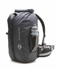 Aqua Quest Sport 30 Pro - 100% Waterproof Dry Bag Backpack - 30 L Charcoal Gray