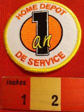 FOREIGN LANGUAGE PATCH (FOR ENGLISH SPEAKERS) HOME DEPOT 1 AN DE SERVICE