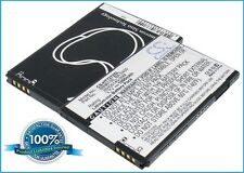 3.7V battery for HTC 35H00140-01M, BB96100, BA S450, A7272, Vision, 35H00140-00M