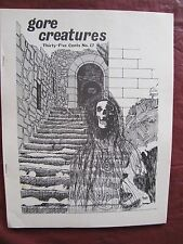 Gore Creatures # 17 Feb. 1970 Dracula Speaks--An Interview With Christopher Lee
