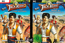 Jack Keane 2 - The Fire Within / und Das Auge des Schicksals - STEAM KEY Code PC