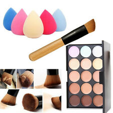 Pro Partei Beauty 15 Farben Contour Face Cream Make-up Concealer Palette Kit