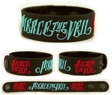 PIERCE THE VEIL Rubber Bracelet Wristband Vic Mike Fuentes
