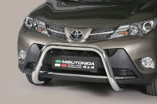 "Toyota Rav-4 Rav4  2013-up Ø76mm BULL BAR NUDGE BAR ""CE APPROVED"" Frontbügel"