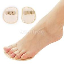 FOOTFUL PAIR 3-TOE HAMMER OVERLAPPING CROOKED MALLET TOES STRAIGHTENER CORRECTOR