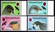 FALKLAND ISLANDS 1980 Birds of Prey 4v set MNH @S4435