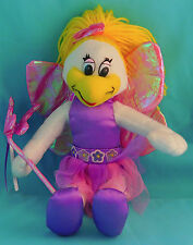 "Chuck E. Cheese HELEN Duck Fairy 11"" Plush Limited Edition Stuffed Animal 2009"