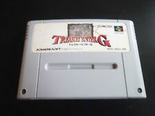 "TREASURE HUNTER G SUPER FAMICOM ""LOOSE"" japan game"