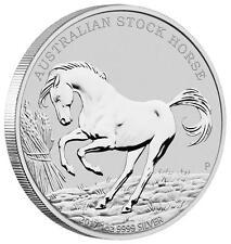 1 ONCIA ARGENTO Australian Stock Horse 2017 Australia 1 AUD