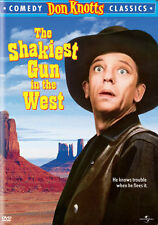 Universal Shakiest Gun In The West [dvd] (mcad20548d)