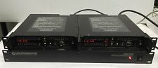 LECTROSONICS UMC16A 16 Channel UHF Multicoupler w/ 2 unit UDR200C