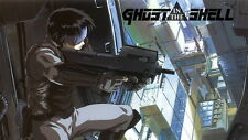 "012 Ghost In The Shell - Mobile Armored Riot Police Anime 25""x14"" Poster"
