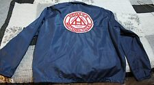 Vintage Authentic HODAKA BULTACO  Racing Team Nylon Jacket, circa early 70's, XL