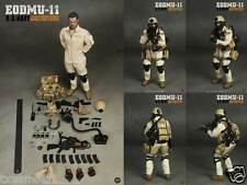 NO HOT TOYS 16 Scale Soldier Story SS055 US NAVY EOD Mobile Unit - EODMU Box Set