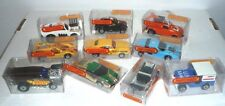 Matchbox Limited Edition Roman Numeral Set,10 Models,Plastic Boxes one of a kind