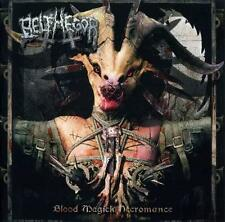 Belphegor - Blood Magick Necromance CD 2011 Nuclear Blast press death metal