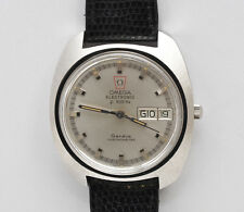 Omega vintage steel Constellation Electronic f300hz new old stock unworn