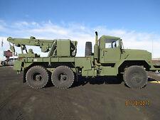 1991 BMY M936A2 6x6 Wrecker