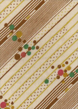 Vintage Sheet Fabric: Flannelette. All Cotton. New.