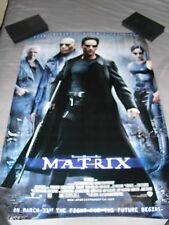 THE MATRIX Affiche Poster Keanu Reeves Wachowsky science-fiction
