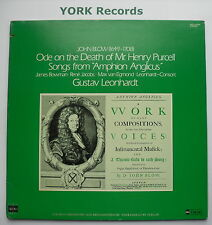 ABCL-67004 - BLOW - Ode On The Death Of Mr Henry Purcell LEONHARDT -Ex LP Record