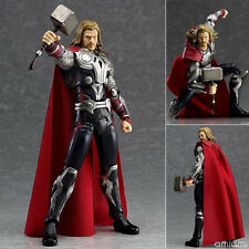 16CM MARVEL HERO AVENGERS THOR ACTION FIGURE FIGURINES FIGMA ANIME KID TOY GIFT