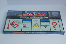 MONOPOLY United Way Of Massachusetts Bay Boston Community Limited Edition NEW
