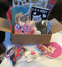 CHILDRENS Valentine Love  CRAFT BOX (Foam, Stickers, Beads etc)  LAST FEW