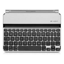 NEW Logitech Ultrathin Keyboard Cover Mini Silver for iPad mini 920-005795