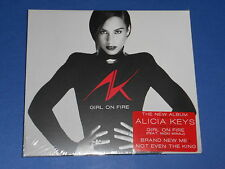 Alicia Keys - Girl on fire - CD  SIGILLATO