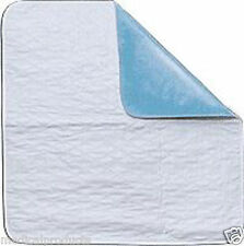 24 NEW BED PADS WASHABLE REUSABLE UNDERPADS 34x36 HOSPITAL MEDICAL INCONTINENCE