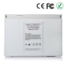 "9 Cell Genuine Battery for Apple MacBook Pro 17"" A1189 A1212 A1261 A1229 MA092"