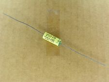 S774-088 4 Pc Lot, 750 pf 800 volt 800V +- 1 % Axial polystyrene capacitor
