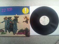 ZZ TOP EL LOCO GERMAN COLLECTORS EDITION 12 INCH VINYL LP 1981