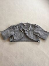 Baby Girls Clothes 9-12 Months - Pretty Baby Girl Bolero Cardigan