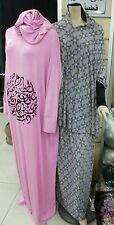 Women's Prayer Set Abaya/ jilbab dress islamic clothing hijab 1 piece