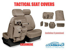 COVERKING TACTICAL MOLLE CASHMERE CUSTOM FIT SEAT COVERS for JEEP WRANGLER JK