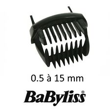 BABYLISS 35808520 SABOT 0.4 - 15 mm Guide coupe tondeuse peigne barbe E852XE