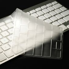 CLEAR TPU Keyboard Skin for APPLE Wireless Keyboard (Not for New Magic Keyboard)