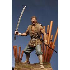 Art girona ronin japonais guerrier samurai modèle 54mm non peinte kit latorre