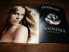 HILARY SWANK- PUBLICITE !!!!!!!!!! INSOLENCE !!!!!!!!!!
