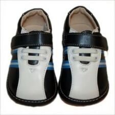 BLUE boys SQUEAKY SHOES Toddler SIZE   6 7 8