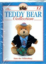 The Teddy Bear Collection Magazine - Issue.12, Sam the Schoolboy