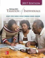 McGraw-Hill's Taxation of Individuals 2017 Edition, 8e by Ronald Worsham