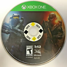 Microsoft XBox-1 ONE Halo 5 Guardians Video Game DISC ONLY action fps shooter