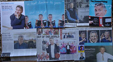 Michael Palin - clippings/cuttings/articles