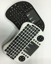 2.4G Wireless Mini Keyboard Mouse Remote Control For XBMC Box Smart TV HTPC PC J