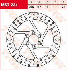 TRW/ Lucas Bremsscheibe vorn mit ABE für Suzuki VS 600 750 800 1400 Intruder