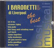 BASI MUSICALI - Beatles - I baronetti di Liverpool - CD SIGILLATO SEALED